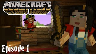 Minecraft Story Mode - Xbox One - Episode 1 - Journey into Minecraft Story Mode