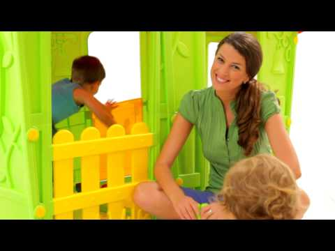 Игровой домик Keter Magic Villa Play House, Pergamon