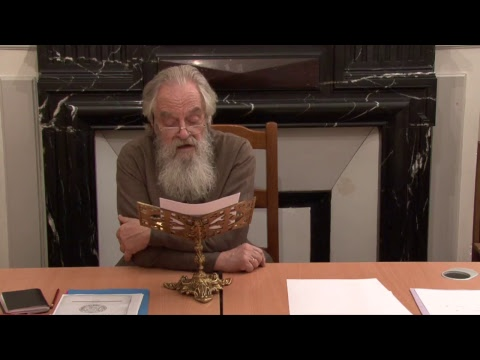 CDS Paris, 23 avril 2018: Pr. Nicolas Ozoline, Iconologie et Art chrétien. Niveau 2.