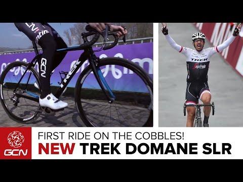 NEW Trek Domane SLR – GCN's First Ride