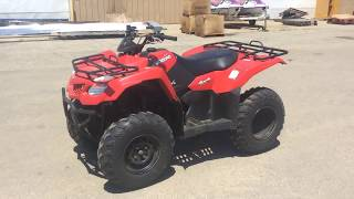 9. 2013 Suzuki KingQuad 400 ASi 4x4 | For Sale | Online Auction at Repocast.com