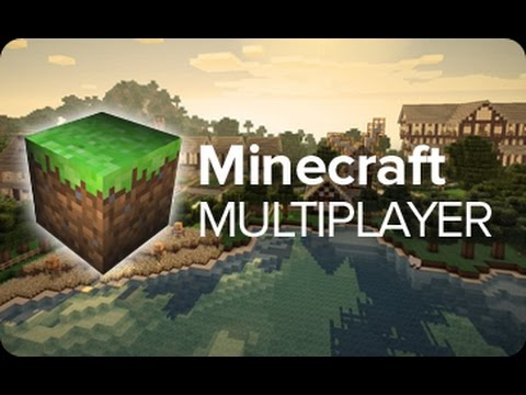 Minecraft multiplayer #1 visemos um bom progresso
