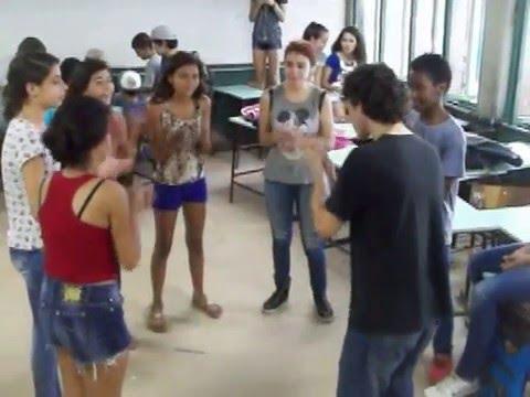 Música na Escola RS - Prof. Joel Benard - EEEM Campos Verdes Alvorada (3/3)