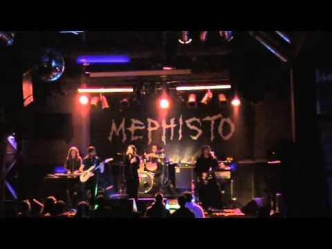 Pareidolian - Atrapasueños live Mephisto