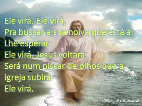 Elaine de Jesus, Jesus voltara - Play Back Legendado