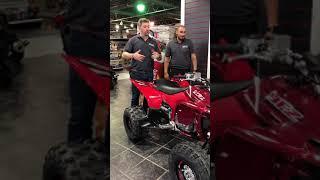 10. 2019 Yamaha YFZ450 $189!!