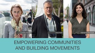 Empowering Communities and Building Movements