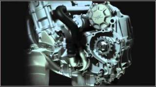 7. MV Agusta Brutale Engine