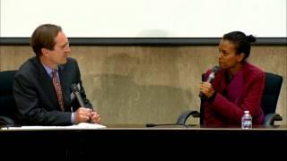 Liya Kebede In Conversation With David Ensor - 2013 Global Diaspora Forum