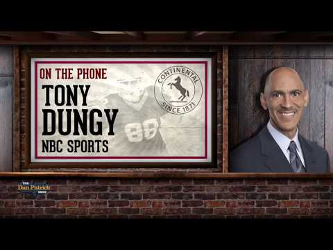 Tony Dungy Talks Steelers, Chiefs, Gruden & More w/Dan Patrick | Full Interview | 11/9/18
