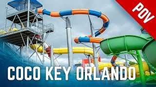 Orlando (FL) United States  city photos : All slides at CoCo Key Water Resort, Orlando FL, USA