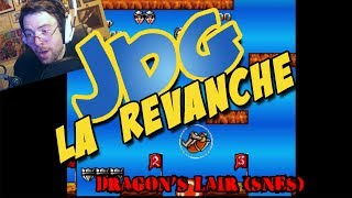Video JDG la revanche - Dragon's Lair (SNES) MP3, 3GP, MP4, WEBM, AVI, FLV November 2017