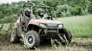 3. John Deere Gator vs. Polaris Ranger, Tomcar TM5, Yamaha Rhino - ATV Comparo - CAR and DRIVER