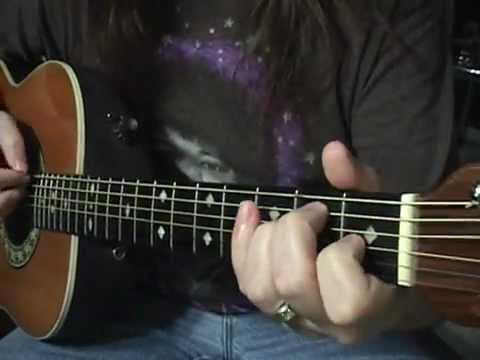 M – Johnny Cash Style Acoustic Rhythm Guitar Lessons By Scott Grove