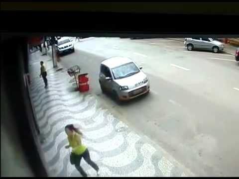 Relojoalheria é assaltada em Bom Despacho