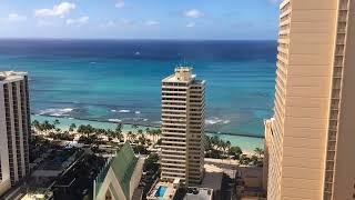 Waikiki Time Lapse