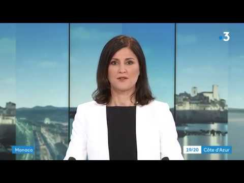 Reportage exposition 70 ans Croix-Rouge monégasque