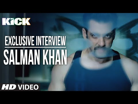 Exclusive: Salman Khan Interview - Kick - Jacqueline...