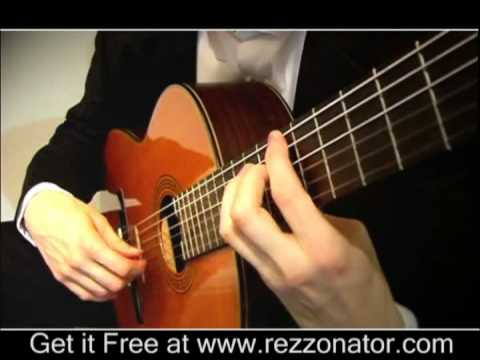 Classical Guitar Tab Learn Leyenda