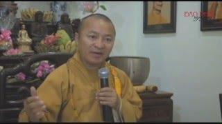 Tư cách và sự tu học của Phật tử tại gia (07/01/2014) - Thích Nhật Từ