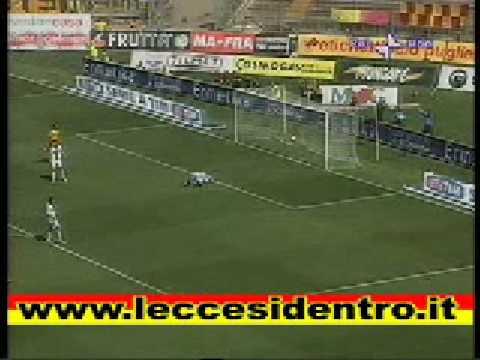 Super Gol de Alex Pinardi Lecce-Parma