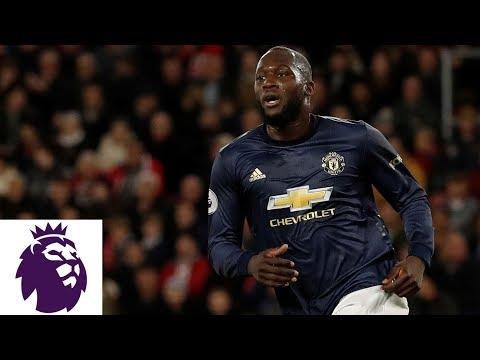 Video: Lukaku breaks goal scoring drought with strike v. Southampton | Premier League | NBC Sports