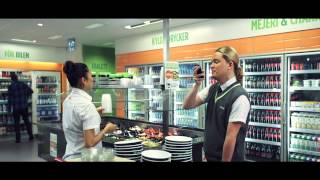 Preem gasstation salad commercial 2014