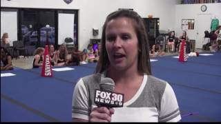 Lauderdale county cheerleaders qualify for national title