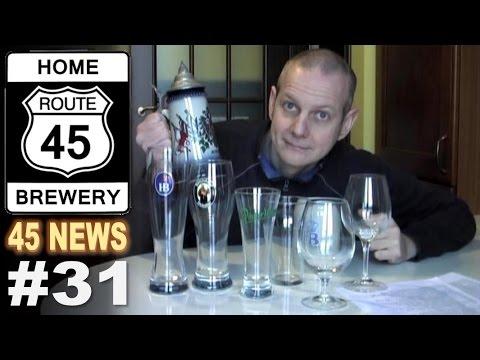45 News - Bicchieri da birra - HBW #31