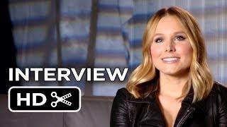 Veronica Mars Interview - Kristen Bell (2014) - Crime Comedy Movie HD