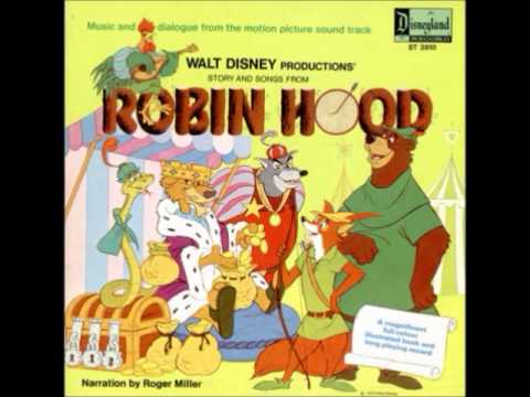 Robin Hood OST - 23 - Hoping for a Kiss