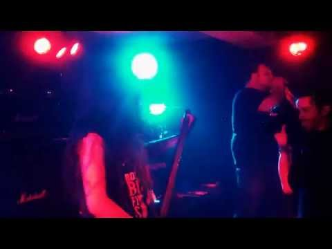 Dementia 13 - The Enemy Inside @ A Night to Dismember [Metalpoint, 2014-03-28]