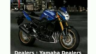 10. 2011 Yamaha FZ 8 - Details and Review