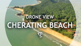 Cherating Malaysia  City new picture : Drone Series - Club Med Cherating Beach in Malaysia