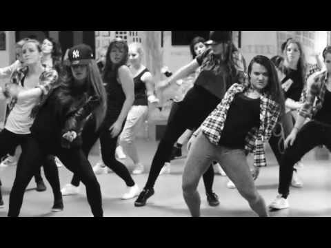 Anet Antošová/ Katerina Kotlovkina/ Dancehall Workshop VOL III