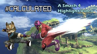 Calculated: A Smash 4 Highlight Video