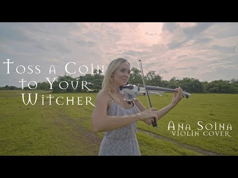 """Jaskier  """"Toss A Coin To Your Witcher"""" Cover"""