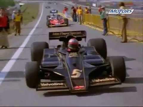 f1 1977 season part 1 (видео)