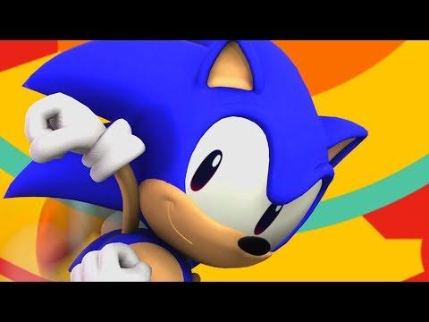 Countdown to Sonic Mania Shorts [SFM 4K]