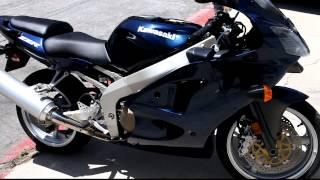 1. 2005 Kawasaki ZZR 600