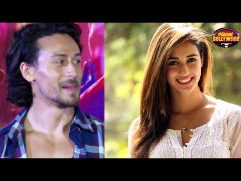 Tiger Shroff Talks On His Equation With Disha Pata