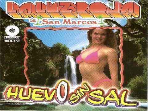 La Luz Roja De San Marcos,canta... Calixto Ochoa