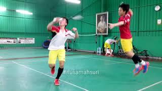 Download Video (FULL VIDEO): Ehime Badminton Association's (Japan) intensive training program at Nusa Mahsuri MP3 3GP MP4