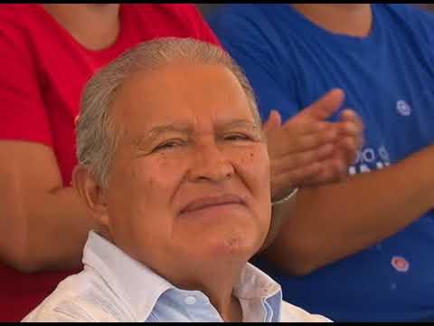 Pdte. Salvador Sánchez Cerén - TN21 16.10.17