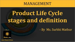 In this video lecture stages of product life cycle has been discussed. A product goes through various stages in its life such as:...