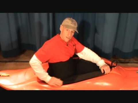 How to Install a Seals Randed Neoprene Kayak Sprayskirt