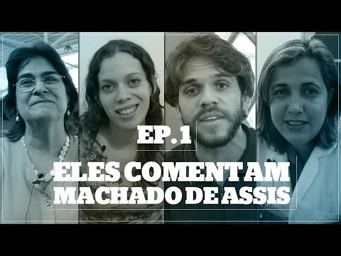 Linguagens e códigos   Machado de Assis   EP.1
