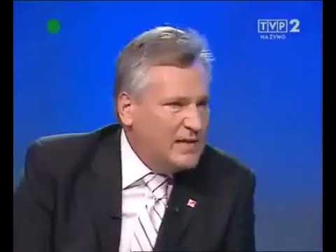 Kwaśniewski już wtedy wiedział co mówi…