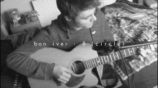 Bon Iver - 8 (circle) :: (Cover)