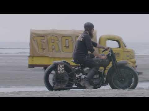 TROG - Matt Walksler   Harley-Davidson